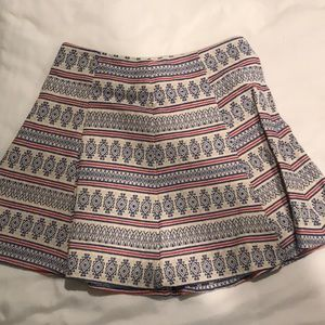 Urban Outfitters MINI SKIRT WORN ONCE